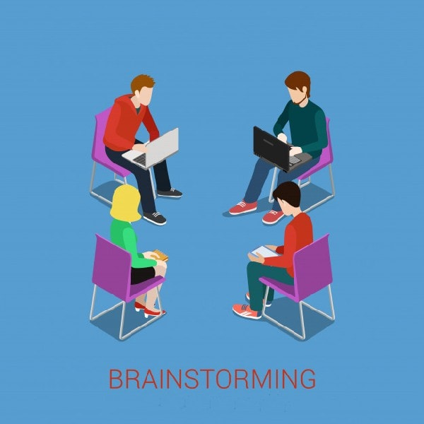 Quiet Brainstorming