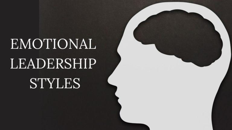 Emotional Leadership Styles