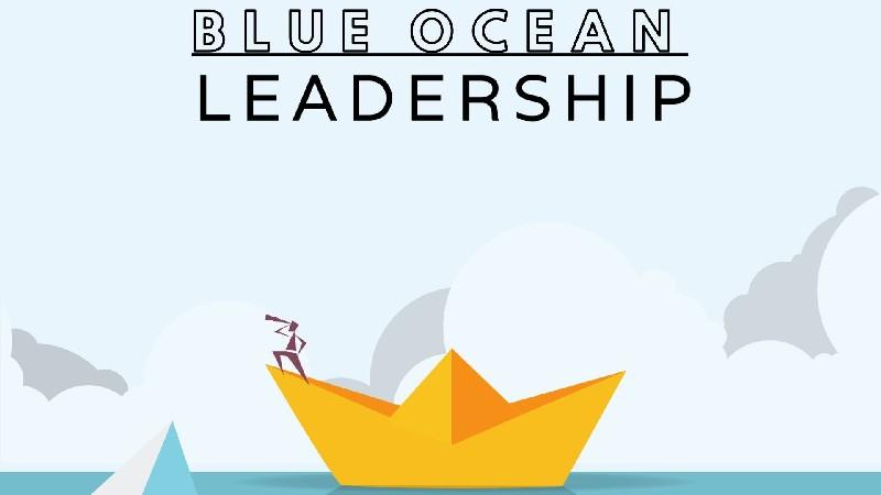 Four Pillars of Blue Ocean Leadership