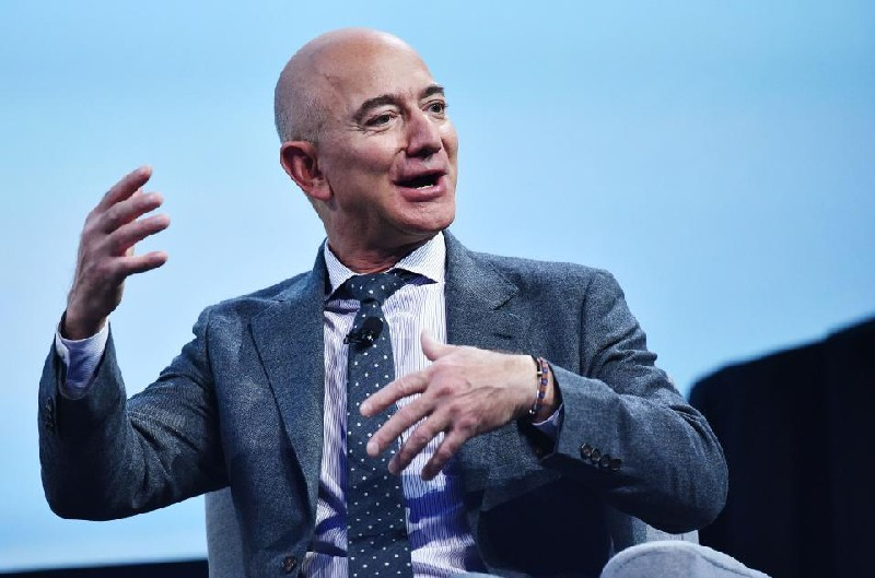 Leadership lessons from Jeff Bezos Leadership Style